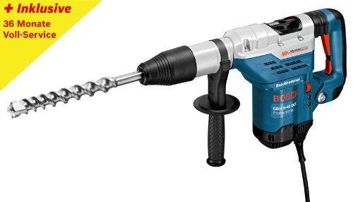 Preis vergleichen Bosch GBH 5-40 DCE Professional Bohrhammer mit SDS-max inklusive 36 Monate Voll-Service Zu verkaufen