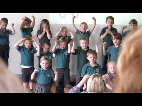 Oliver's assembly Mr Gumpy's Outing - YouTube