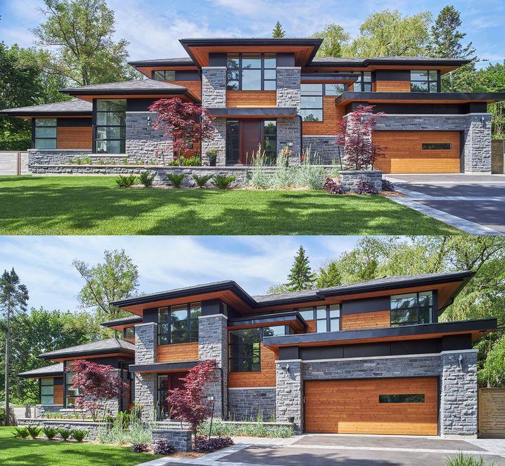 Natural Modern – Log Homes / Dream Homes