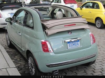 2012 Fiat 500 convertible - Want x's 10..never thought much about these cars til one night out of nowhere i dreamed about one.. now i kinda like em......probly the roof more than anything