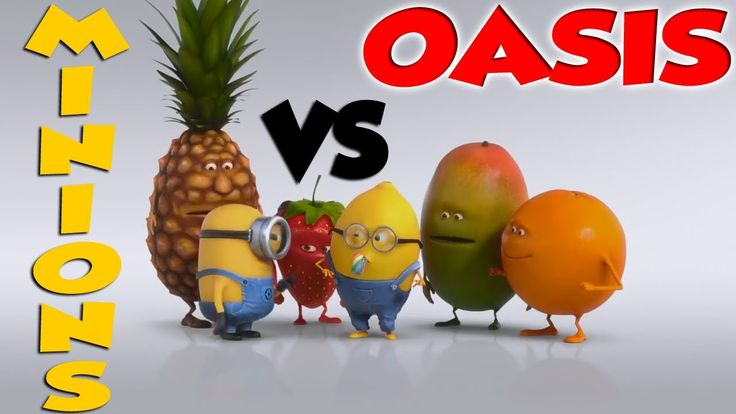 Minions Vs Oasis