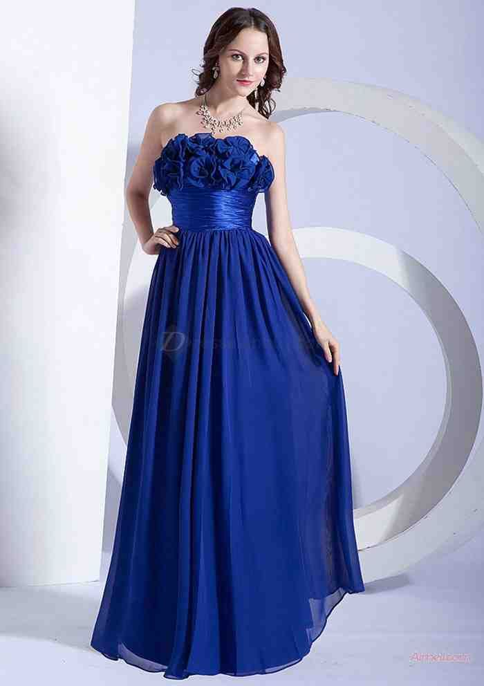 Long Dresses For Wedding Party