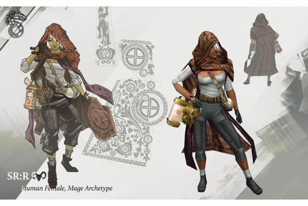 The Archetypes Of Shadowrun Returns - Features - www.GameInformer.com