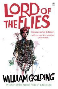 Lord of the Flies Illustrated Cover Competition