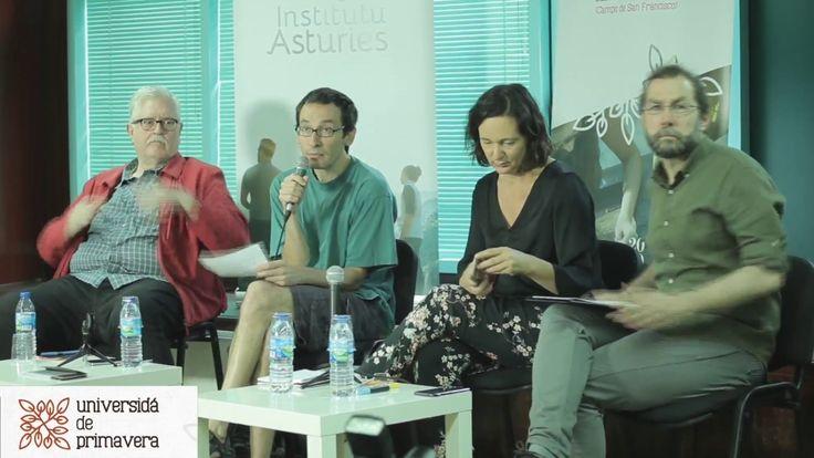 ¿QUÉ HACER?... El momento político Carolina Bescansa, Emilio León, Manolo Monereo, César Rendueles,  https://youtu.be/eG7KMSLiXJ4  24 junio 2017 - Universidá de Primavera