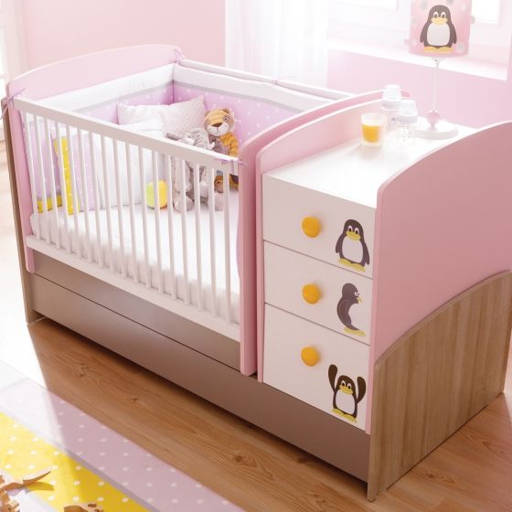 Popular Such a cute cot for your little baby girl