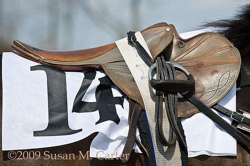 Racing Saddle Looks Like Basically A Bareback Pad With