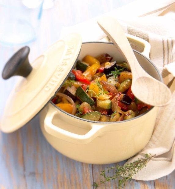 Ratatouille - danie w śródziemnomorskim stylu