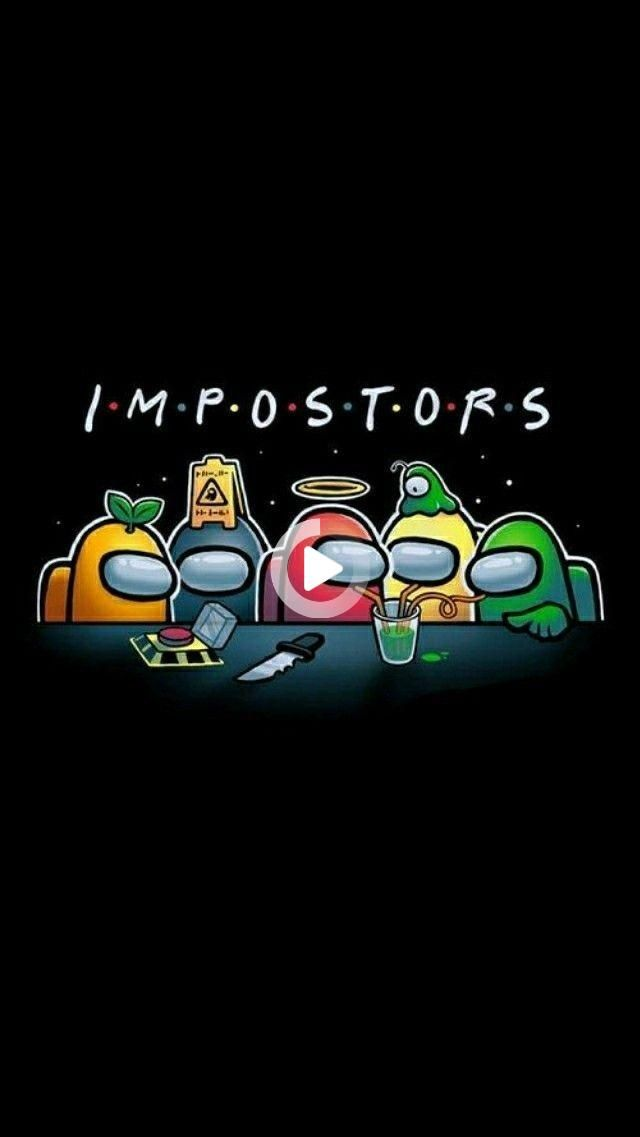 Imposter Among Us Game In 2021 Funny Phone Wallpaper Funny Iphone Wallpaper Funny Wallpapers