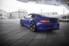The 911 GTS Club Coupe Celebrates Porsche Club America And US Dollars