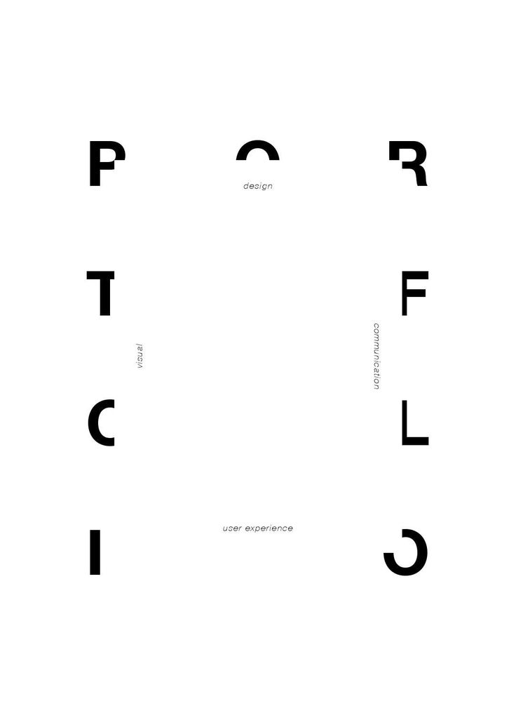 Portfolio design by miriamprice