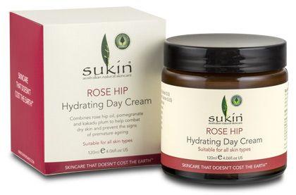 Rose Hip Hydrating Day Cream (120ml) An antioxidant rich blend of rose hip, pomegranate and kakadu plum to deeply moisturise for a radian...