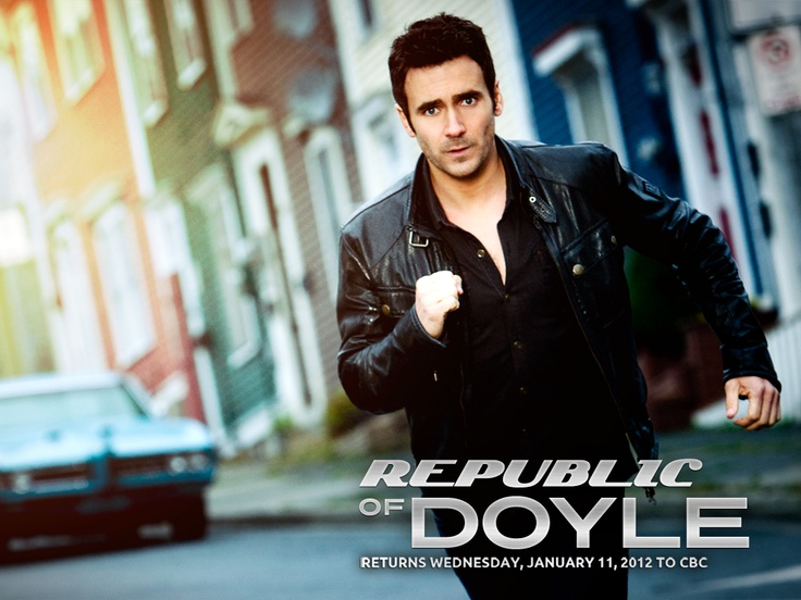Nice to see such a great show in St. John's with great characters! Republic of Doyle