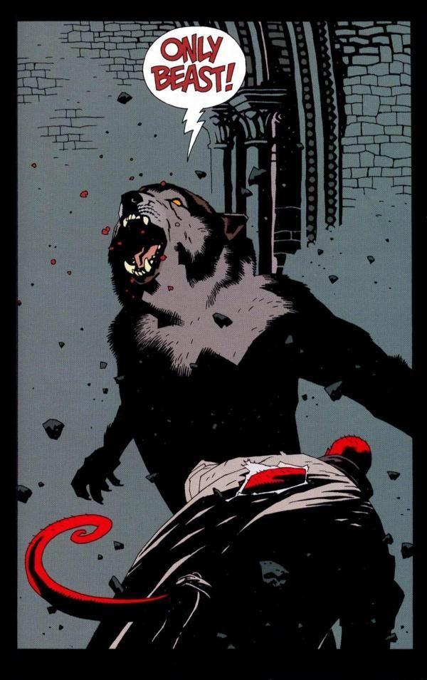 mignola werewolves - Google Search