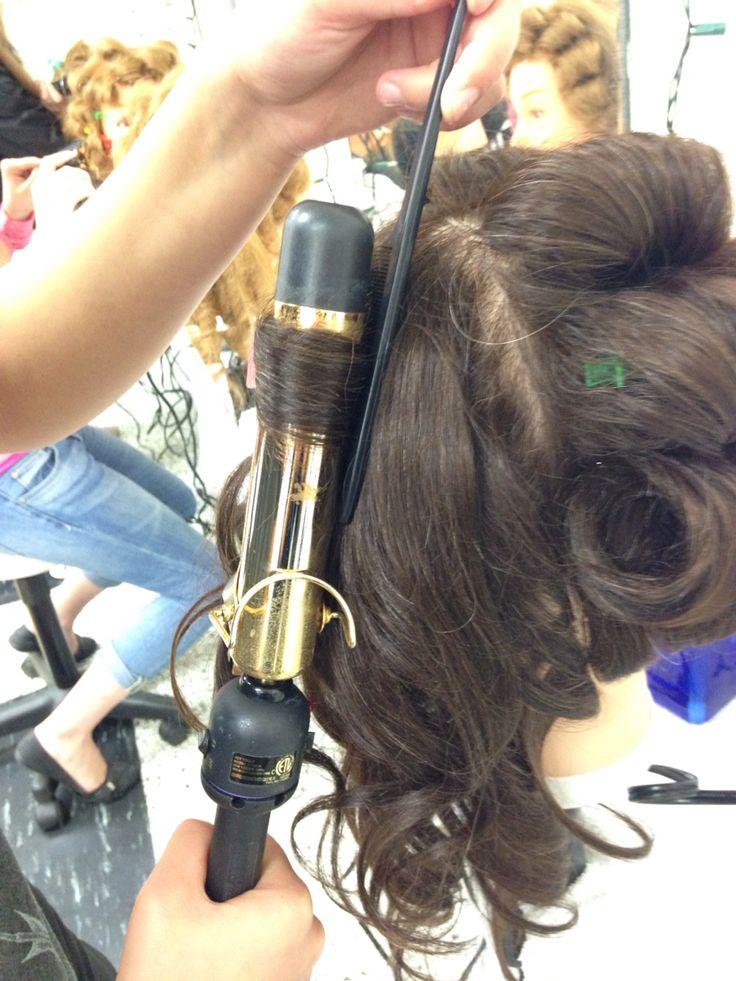 Safety procedure - sausage curls