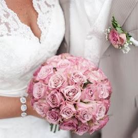 Kristins verden: Brudebukett til en blussende brud