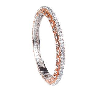 Buy Silver Bangles at affordable price this bangles design are so unique and bangle Is light weighted you can wear this bangle in casual and office time