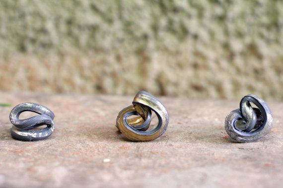 Abstract Ring.Contemporary Jewelry ETSY.Handmade by Kairajewelry