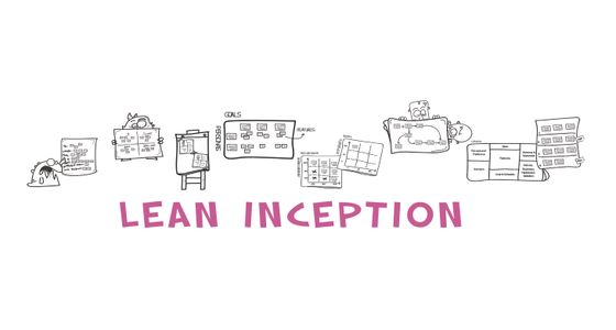 A Lean Inception is a one week workshop to plot out a series of MVPs to set the direction of a software product