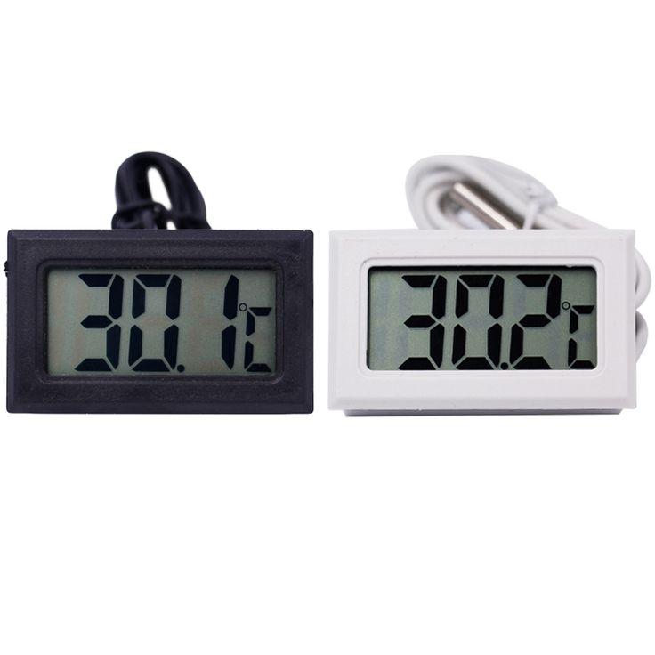 Digital Thermometer  Fridge Freezer Temperature  Meter 26% off #Affiliate