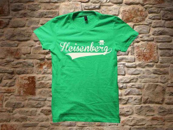 heisenberg logo white a 100 cotton branded by communityshirt, $18.50