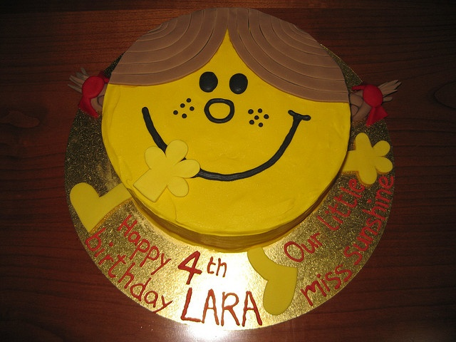 Best Esme First Birthday Cake Images On Pinterest Birthday - Little miss birthday cake