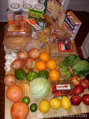 How to shop frugal without clipping coupons... this blog is full of useful stuff!