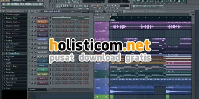 FL Studio Producer Edition 12 Full Crack, cara menggunakan FL Studio Producer Edition 12 full version | Free Download Software Terbaru