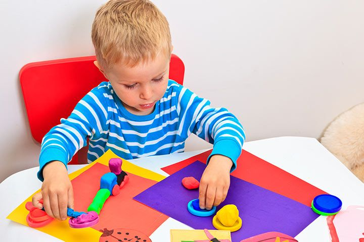 Shape Activities For Preschoolers The Making Of A Shape