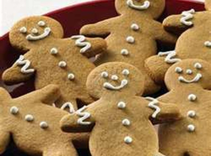 Christmas In July Party Food Ideas Part - 49: Gingerbread Cookies. Holiday CookiesHoliday TreatsHoliday RecipesChristmas  ...