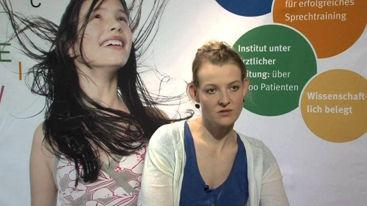 Stottertherapie für Erwachsene und Jugendliche 1