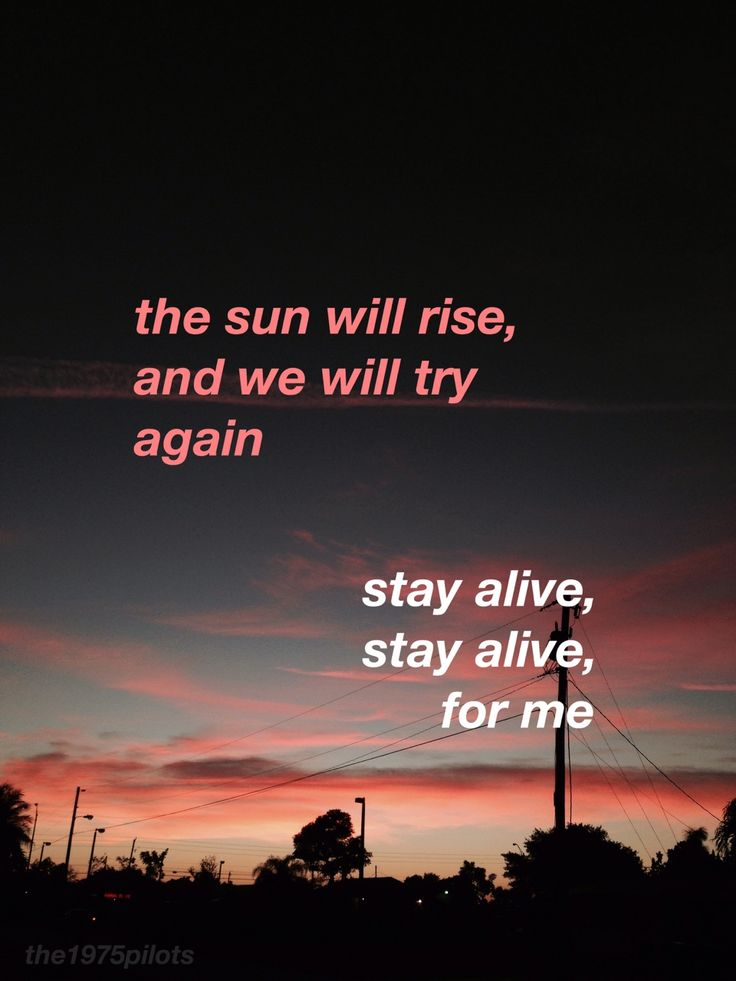 truce // twenty one pilots
