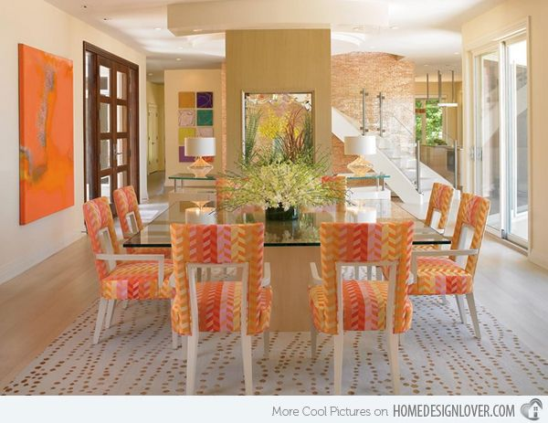 Best 25+ Orange Dining Room Ideas On Pinterest | Burnt Orange Kitchen,  Burnt Orange Living Room And Orange Walls