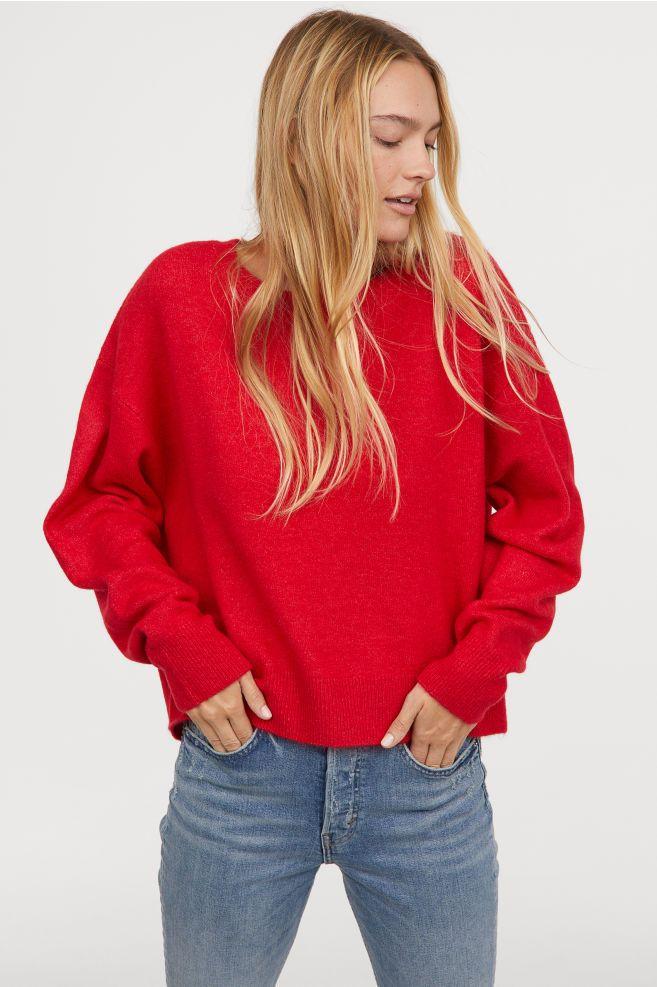 812782231 Fine-knit Sweater