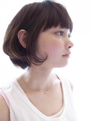 髪型 / ヘアスタイル / 黒髪スタイル / hair style / black color hair style