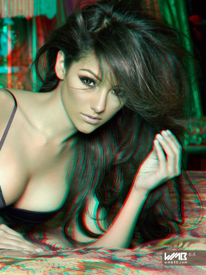 Anaglyph 3D version BTW... get the 3D app for Android here: https ...