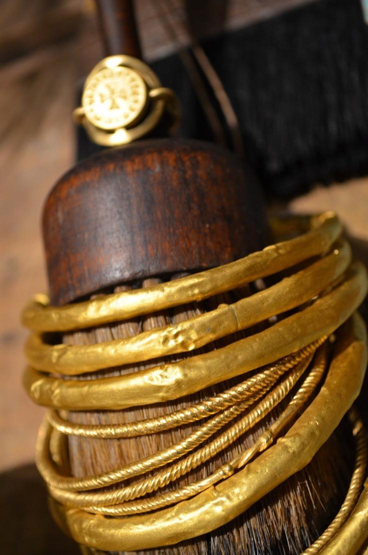 Eli Halili #jewelry #gold #bracelet