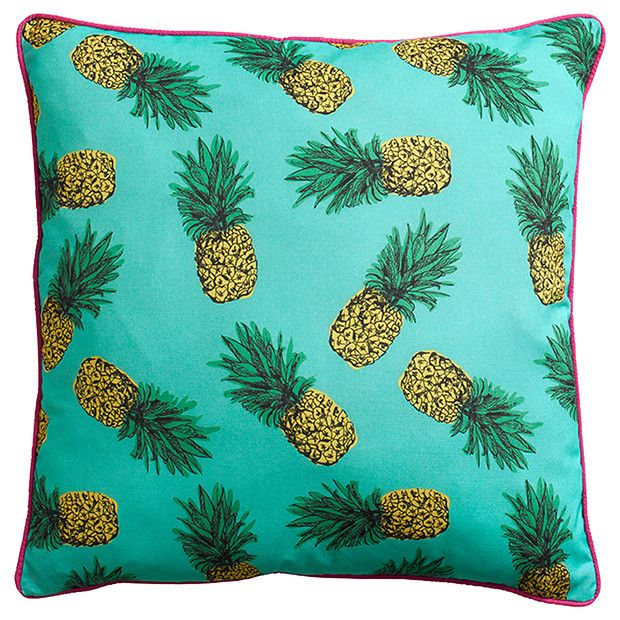 Pineapple Outdoor Cushion - 60 x 60cm