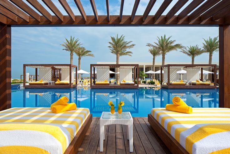 luxury cabana | Dive into Friday at Monte-Carlo and enjoy a day of dining, relaxation ...