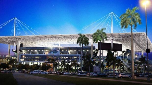 Sun Life Stadium Modernization Renderings