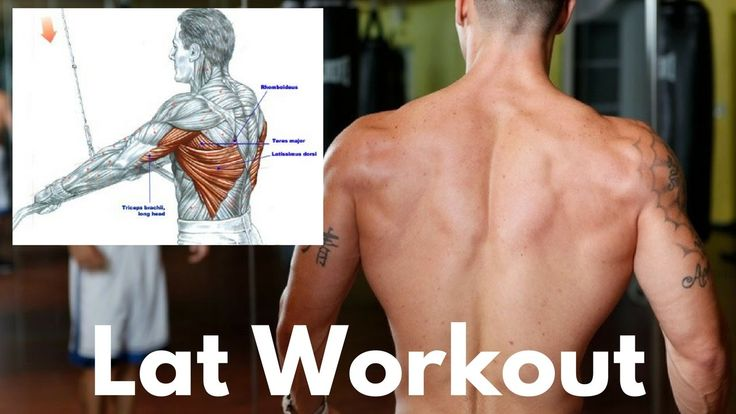 1 Little-Known Exercise for Bigger Lats - YouTube