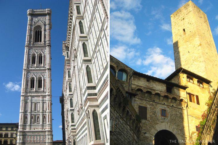 Florence and San Gimignano