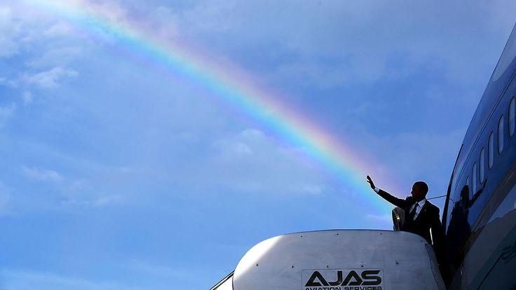 US-Präsident auf Abschiedstour: Die besten Bilder aus Obamas Amtszeit