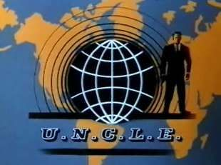 "The Man from U.N.C.L.E. was an exciting secret agent show.  I really fell for Robert Vaughn as ""Napoleon Solo""."