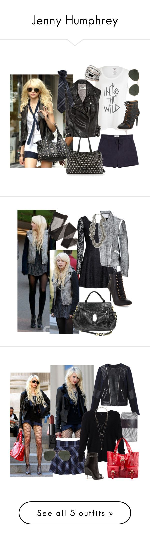 """Jenny Humphrey"" by christina95styles ❤ liked on Polyvore"