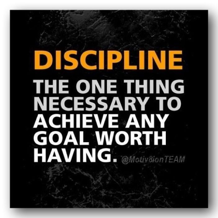 The Measure Of Who We Are Is What We Do With What We Have. Never · Discipline  QuotesSelf DisciplineDaily MotivationFitness ...