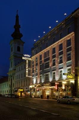 Hotel Stefanie, 1020 Vienna, Austria