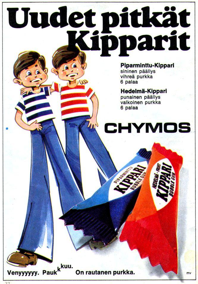 PopuLAARI: Kippari-purukumi (1972)