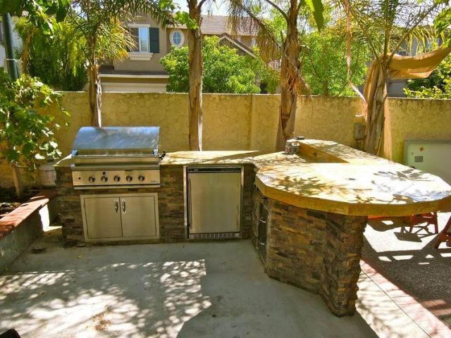 Grills Gas For The Outdoor With Images Outdoor Kitchen Outdoor Awnings