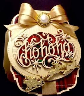 Cards by America: HUGE BLOG CANDY Give-Away of Creative Expressions Festive Craft Dies by Sue Wilson